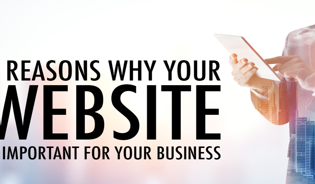 Does My Small Business Really Need a Website