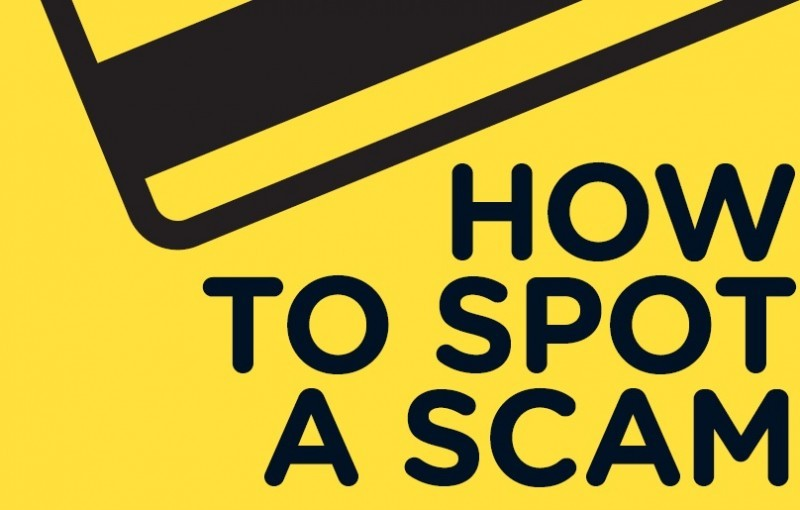 Spotting and Avoiding a Scam